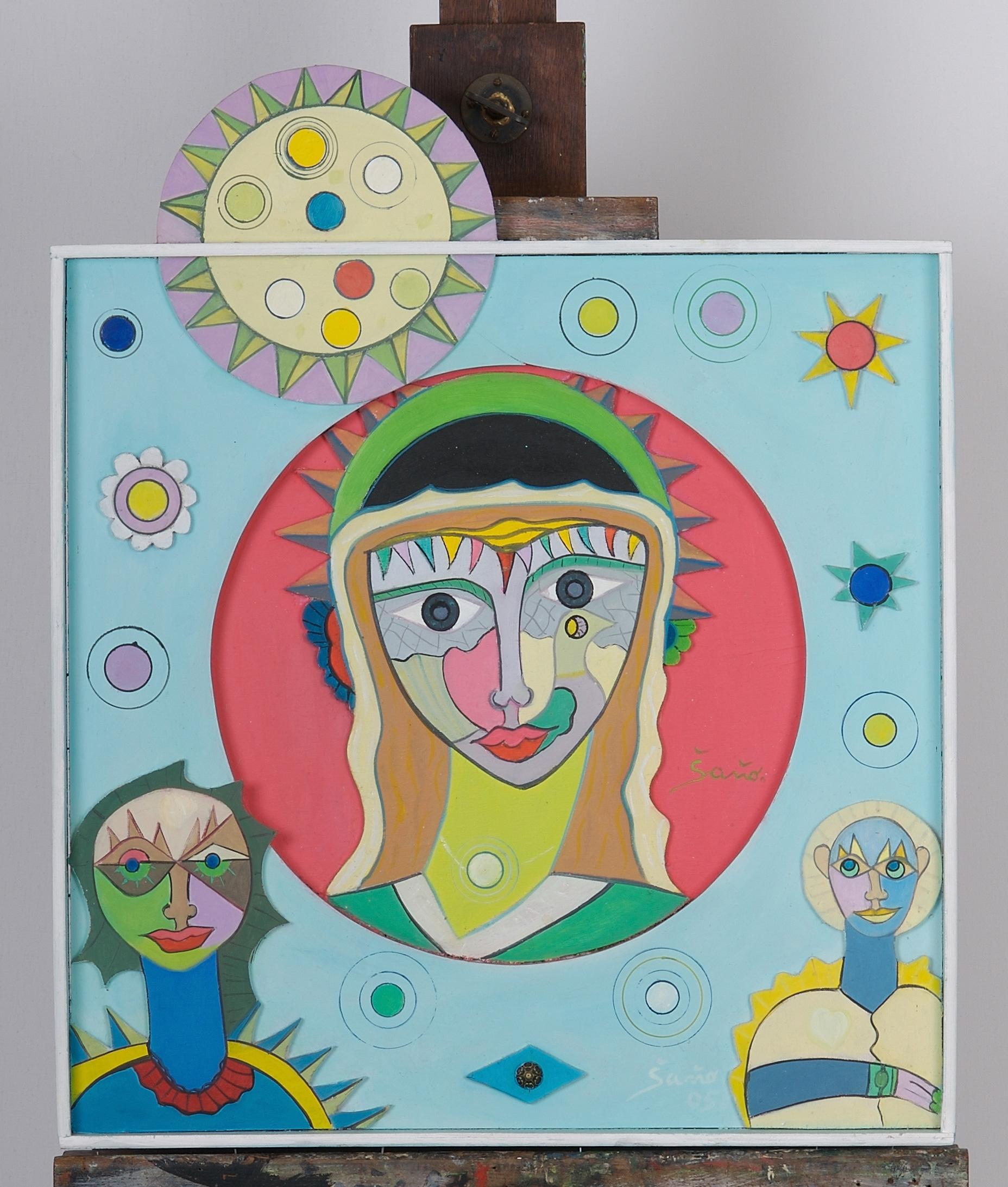 Portrait-de-Lise-sano-ludovit-daniel-artiste